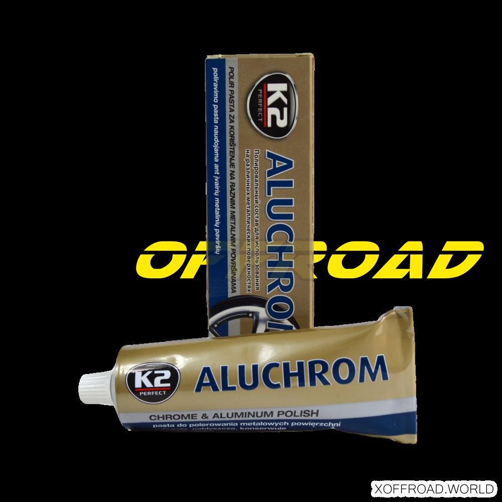 Chrom & Aluminium Politur