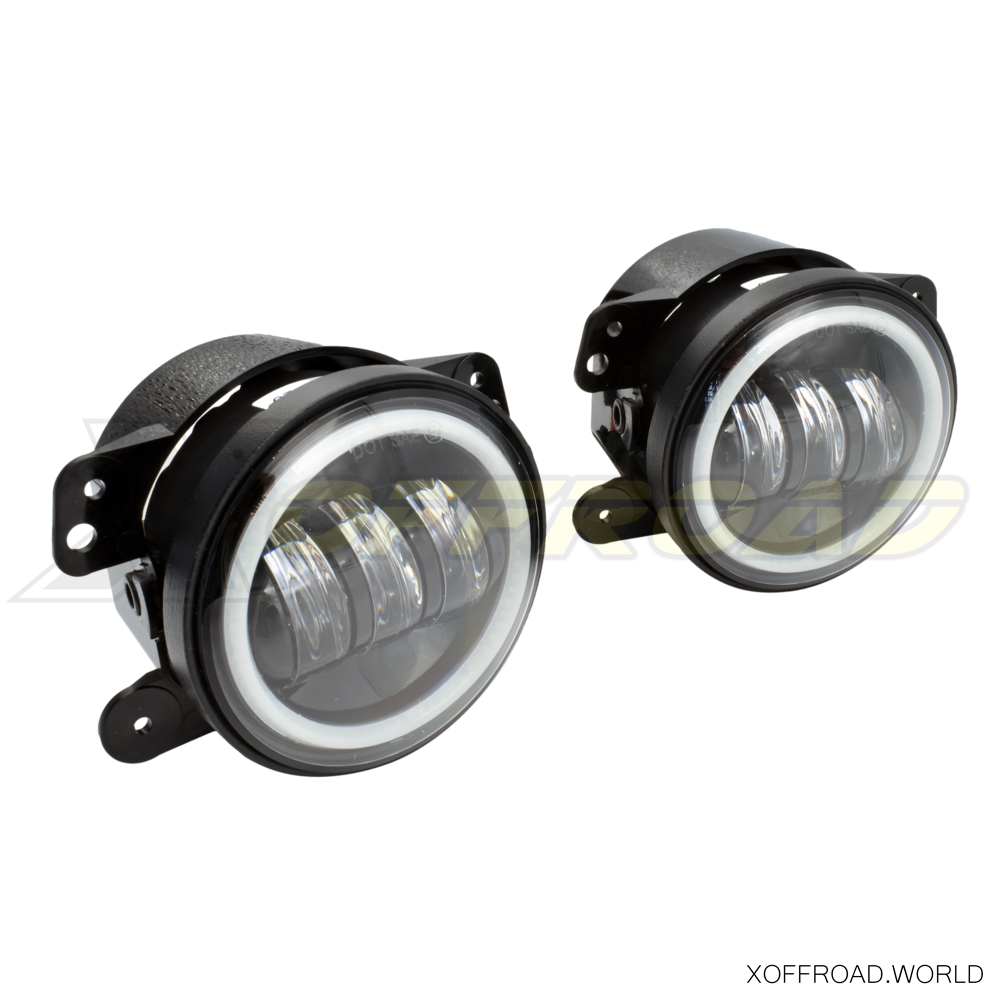 LED Nebelscheinwerfer Set