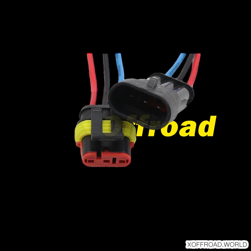 Wasserdichter Elektro Stecker Connector