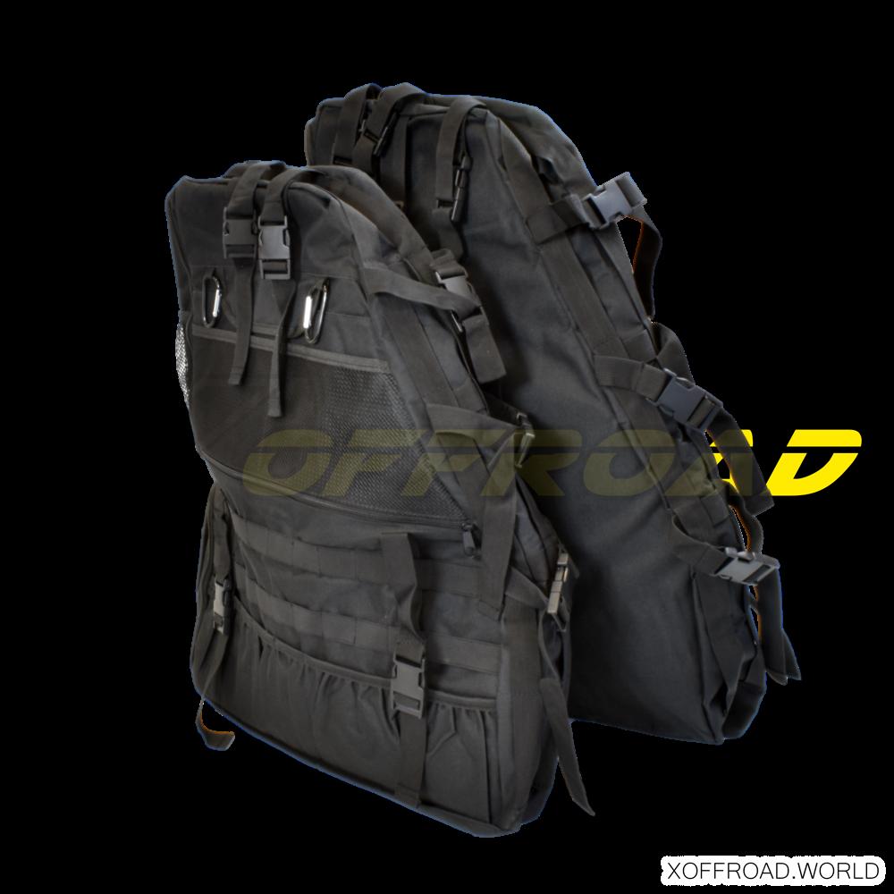 Satteltaschen Ablagesystem Überrollbügel