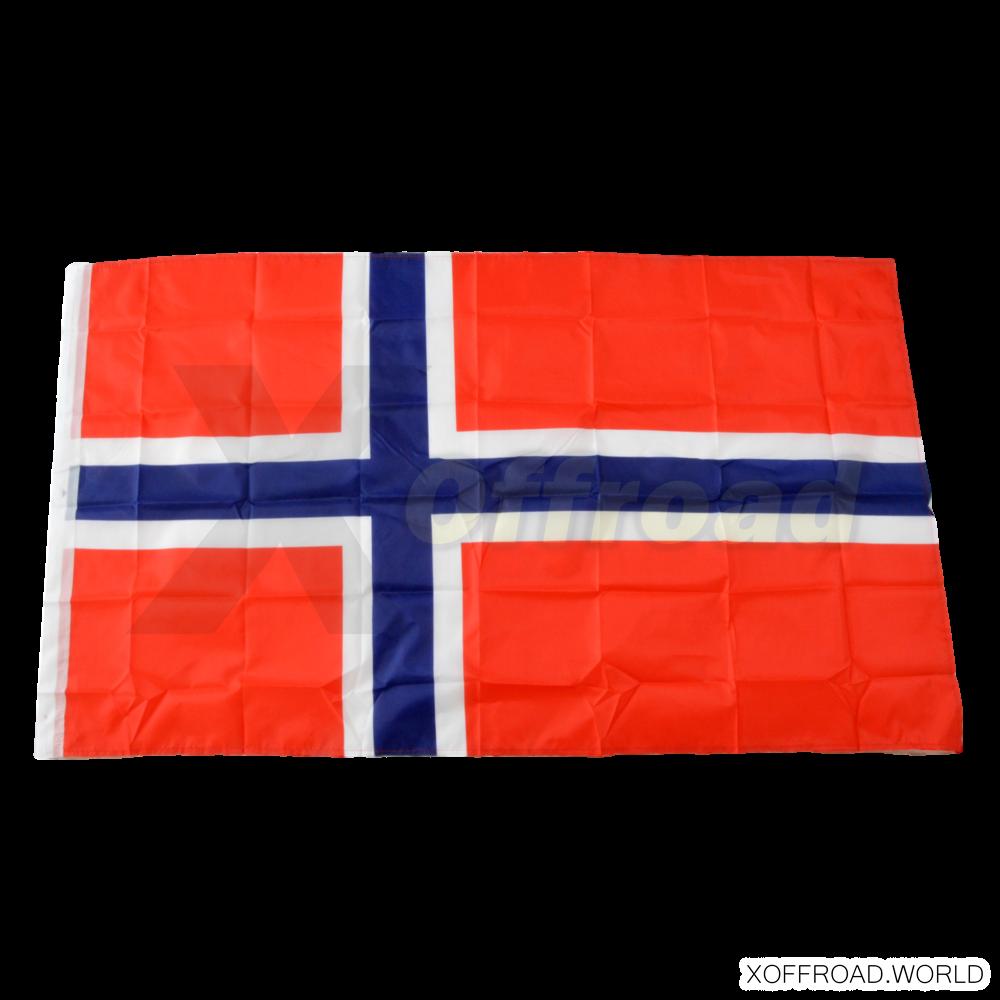 Fahne, Polyester, beidseitig bedruckt